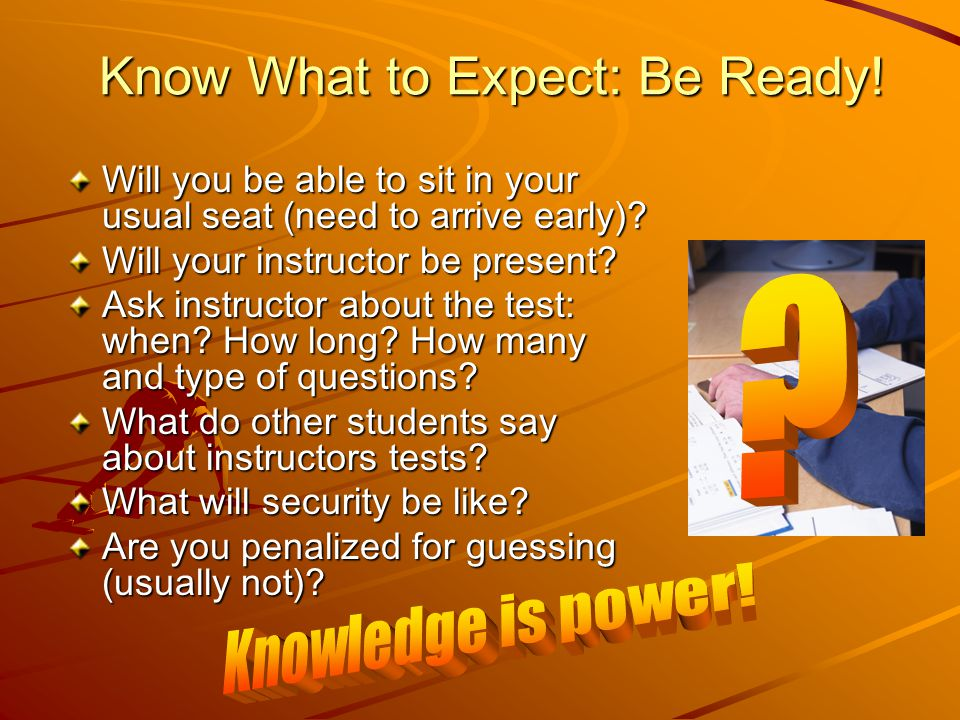 Knowing When to Challenge Check to see that your grade has been calculated correctly.