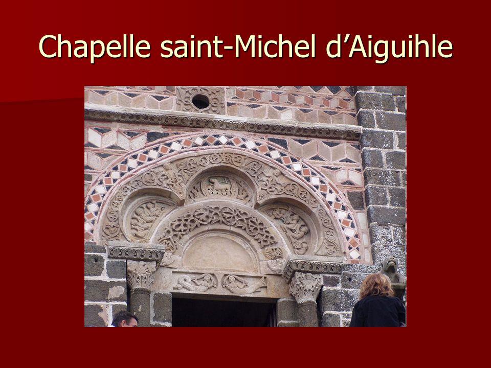 Chapelle saint-Michel dAiguihle