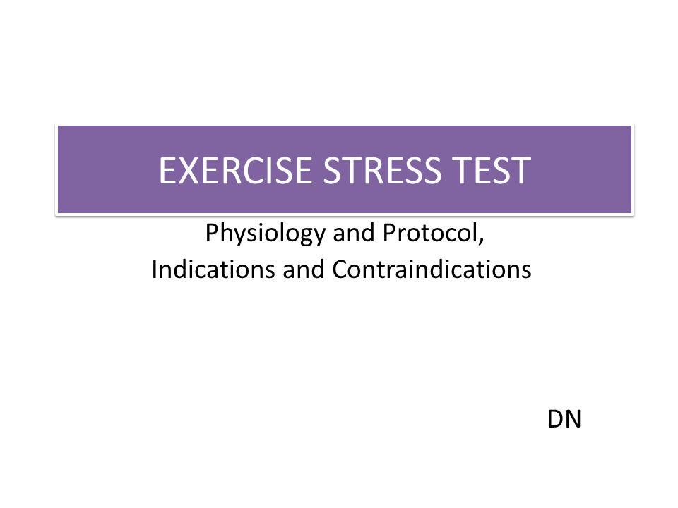 abnormal at 9:30 minutes ES test and resolves in the immediate recovery phase.