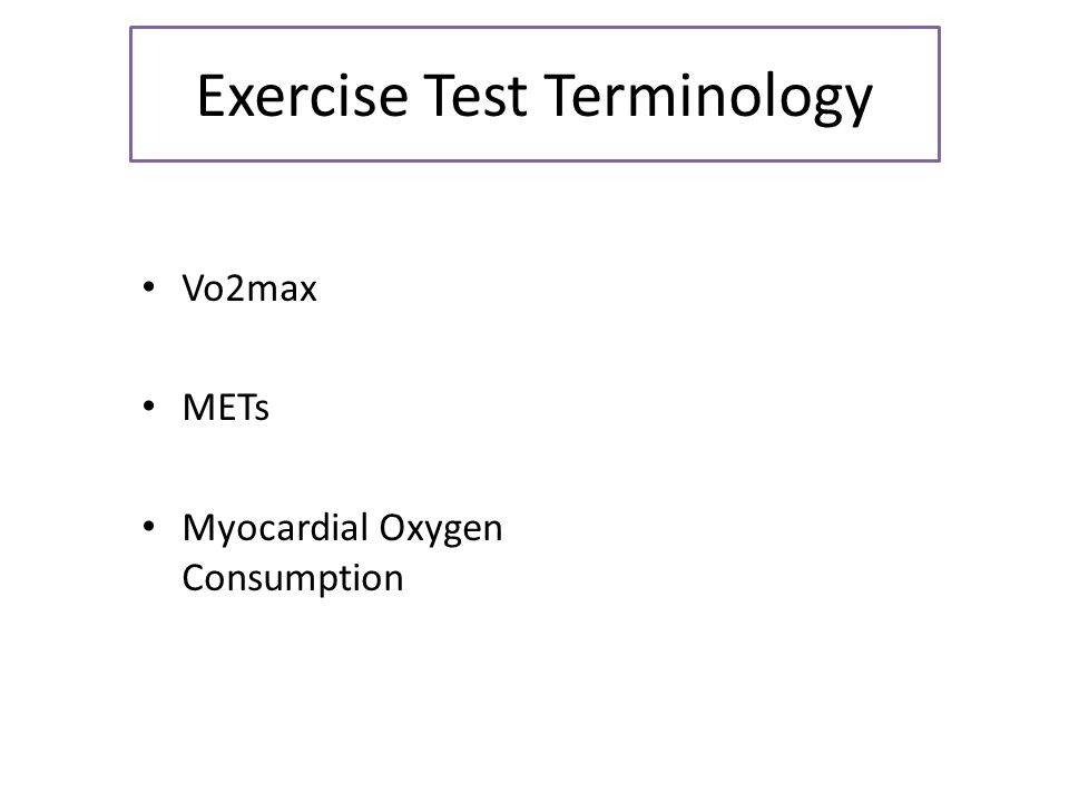 Exercise Stress Testing Pathophysiology: – At rest- adequate coronary blood flow – with exercise-supply\demand mismatch -ST segment changes – 70-80%occlusion - detection by EST – Sign CAD can exist with a -VE Exercise Stress Test.