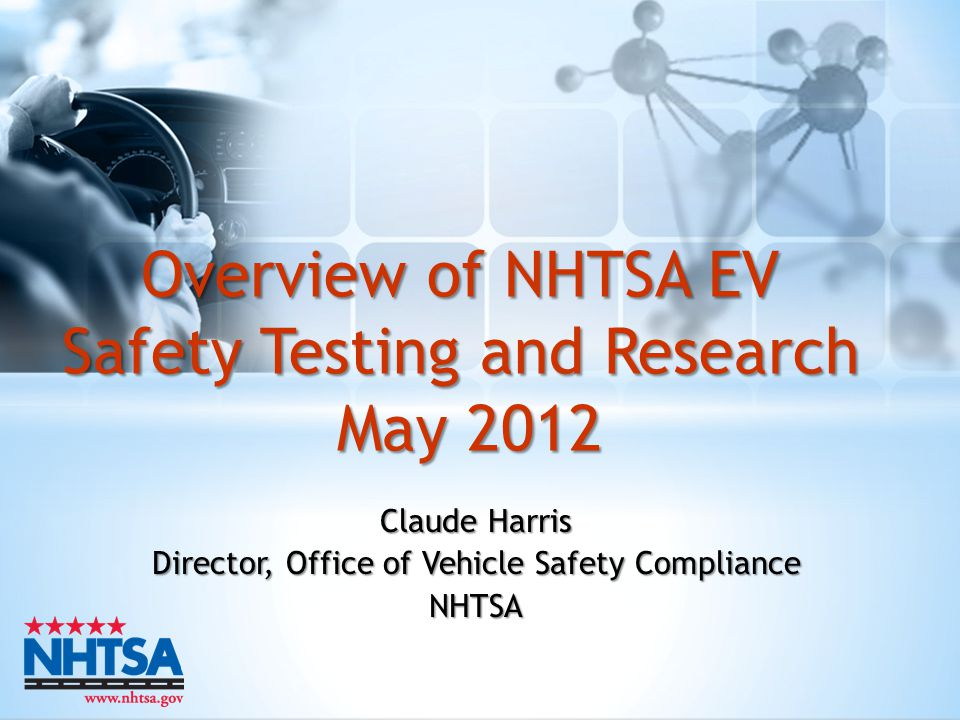 NHTSA Interim Guidance - NHTSA in coordination with the National Fire Protection Association (NFPA) generated interim guidance for: emergency response/law enforcement groups – recommended responders identify, immobilize, and discharge EVs vehicle owners/public – provided guidance for dealing with EV crashes, fires, and post-incident events tow and recovery operations – Provided guidance on EV identification, recovery/transportation, and vehicle storage Other EV Related Short Term Activities (cont.) 12