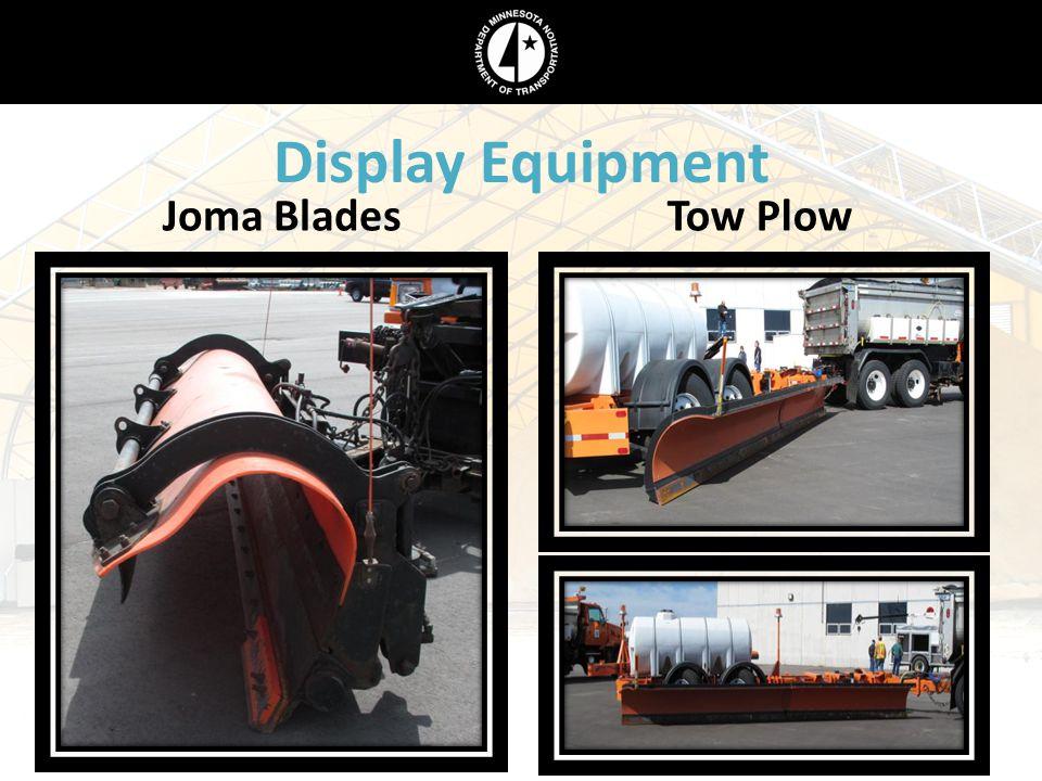 Joma BladesTow Plow