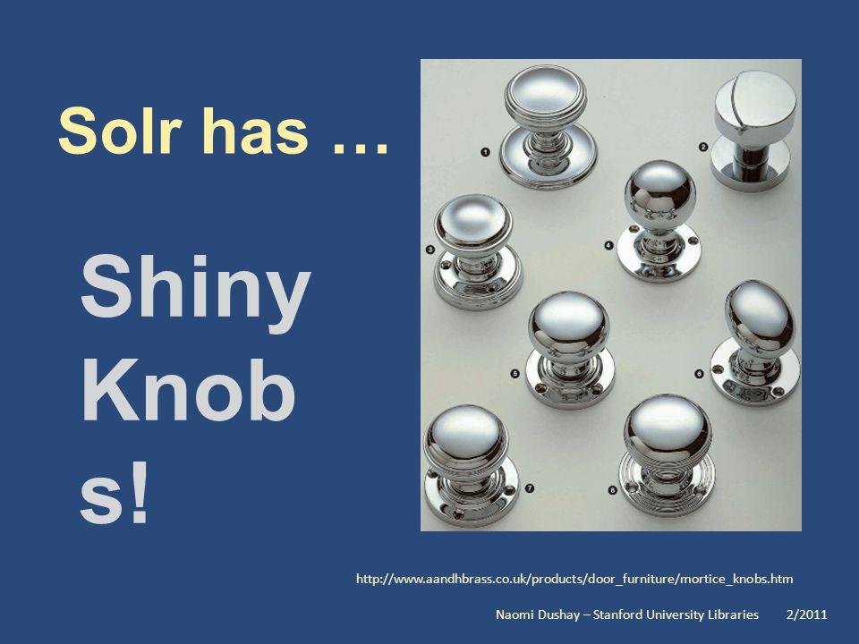 Shiny Knob s.