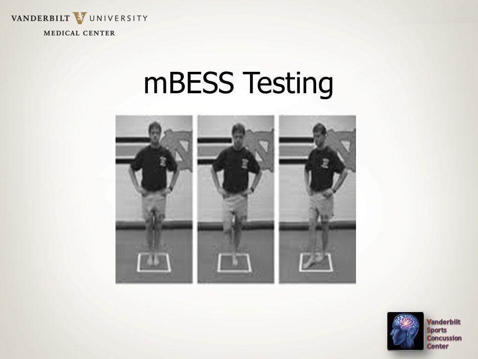 mBESS Testing