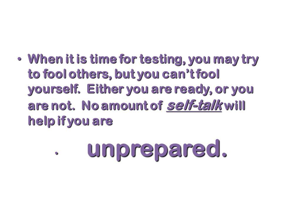 Self-TalkIsTRUE!!