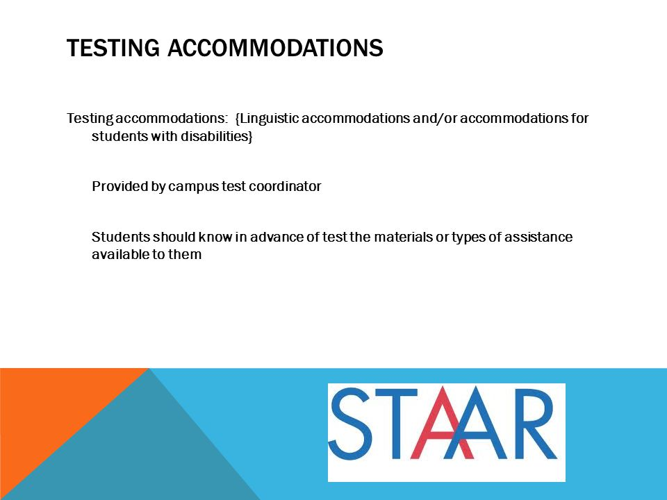 » The state assessment program has new policies for dictionary use on STAAR.