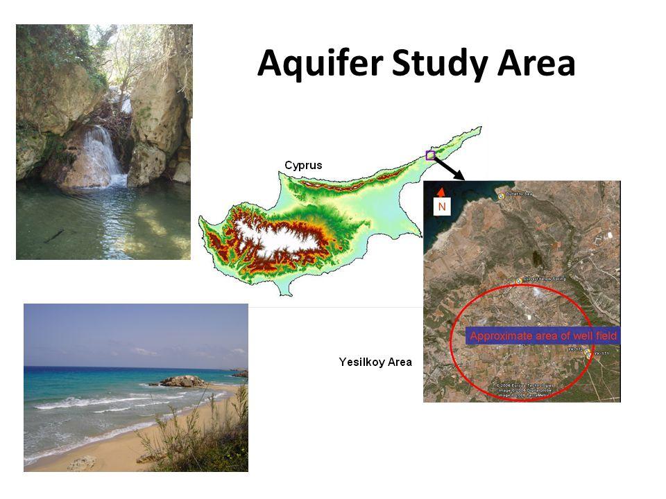 Aquifer Study Area