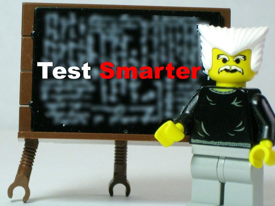 Test SmarterTest Smarter