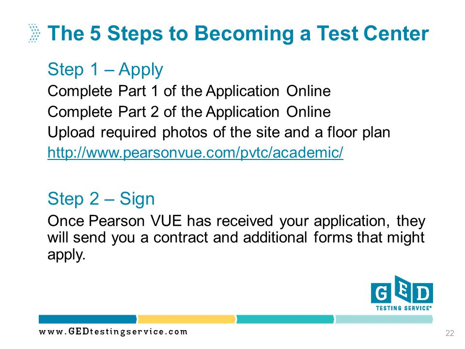 Step 1 – Apply Complete Part 1 of the Application Online Complete Part 2 of the Application Online Upload required photos of the site and a floor plan
