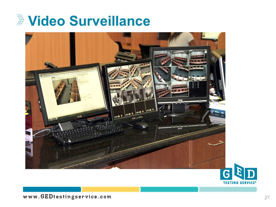 Video Surveillance 27