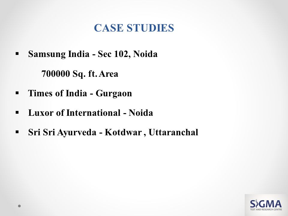Samsung India - Sec 102, Noida 700000 Sq.ft.
