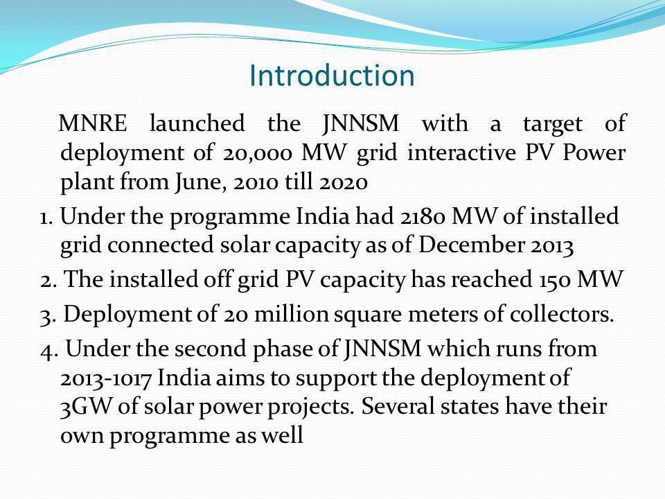 Installed on January 2013 Sun power latest Maxeon Gen 3 solar cell technology Capacity 1.635 kWp Module wattage are 327 Wp Sun power module test bed