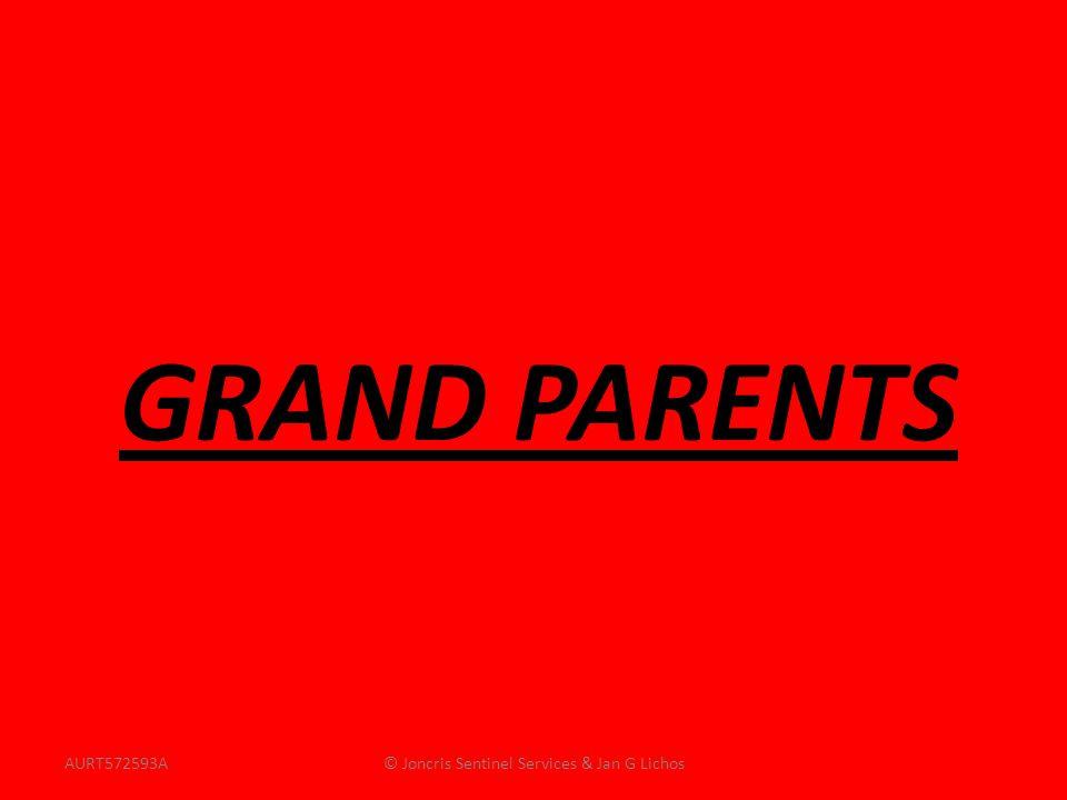 GRAND PARENTS AURT572593A© Joncris Sentinel Services & Jan G Lichos