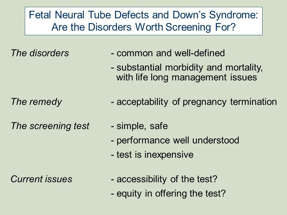 BROWN Women & Infants How good is prenatal screening and has it been effective.
