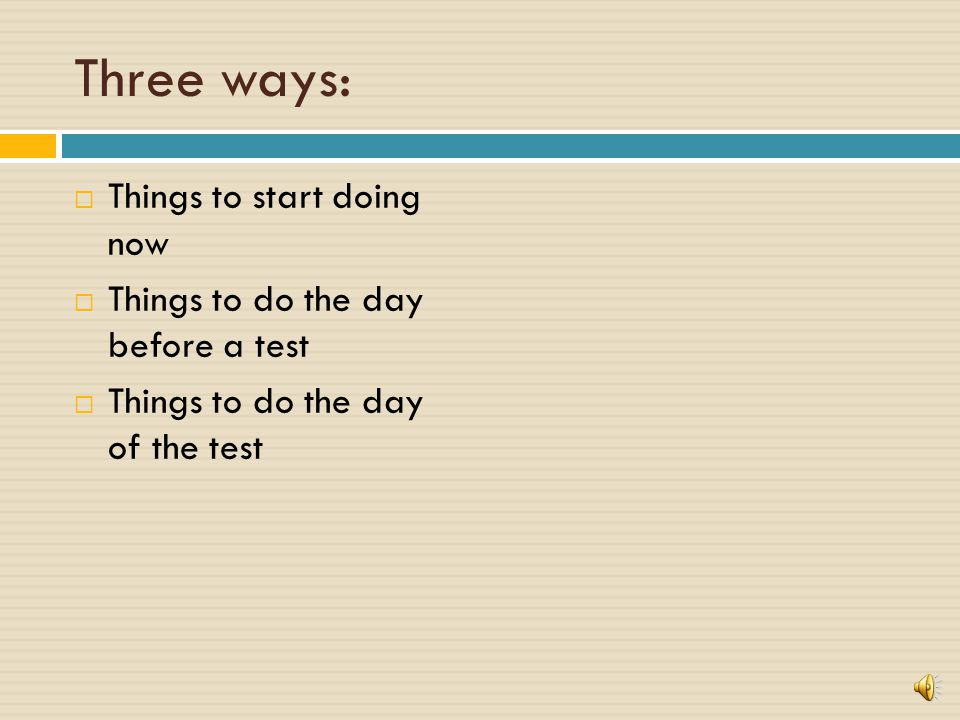 REDUCING TEST ANXIETY Now, Before, During a Test Presented by Sykes Student Success Center Bismarck State College