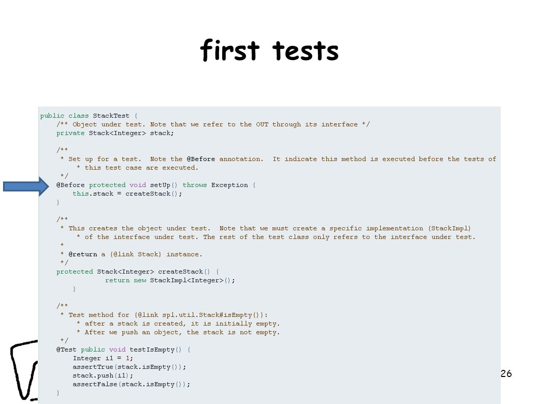 SPL/2010 first tests 26