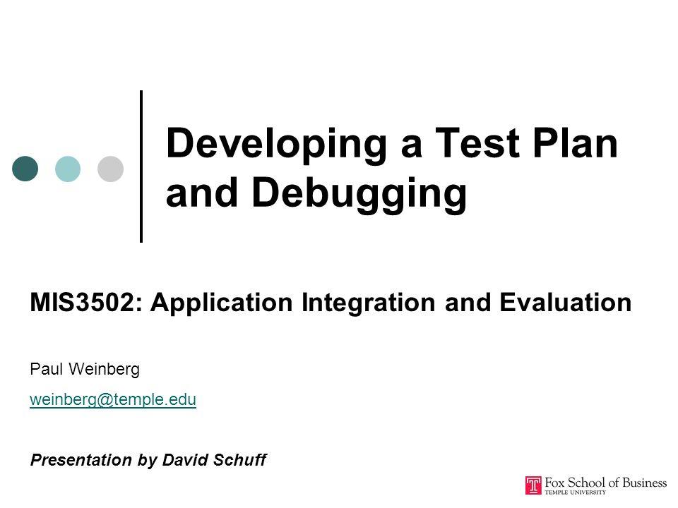 The role of testing DevelopmentTestingRollout DevelopmentRolloutChaos What should happen… What often does happen…