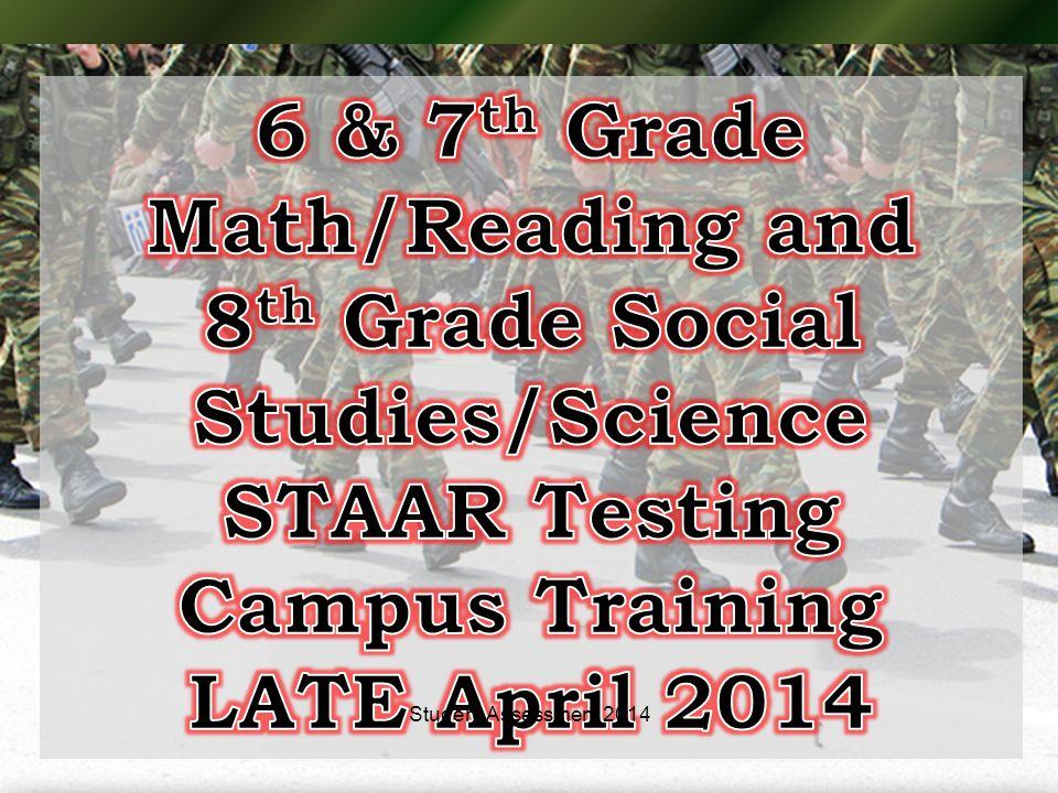 1Student Assessment 2014