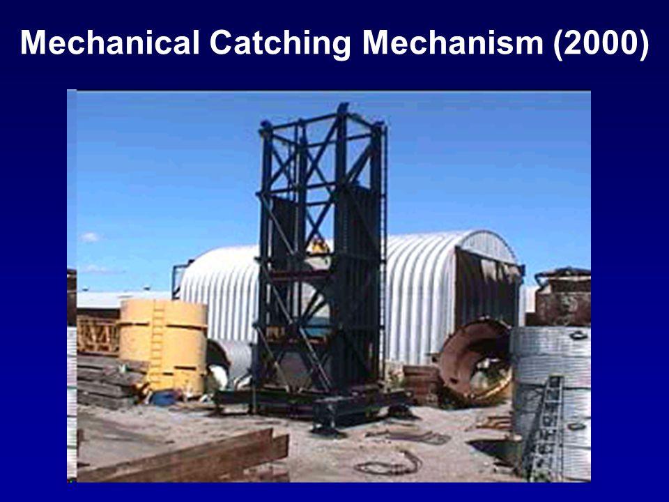 Mechanical Catching Mechanism (2000)