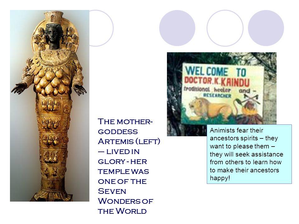 Folktales are often used to explain Religion African Folktale
