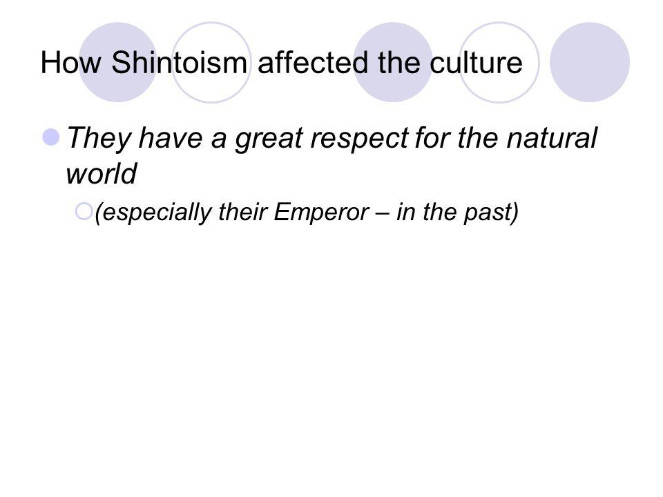 ShrinesShrines are a part of Shinto worship