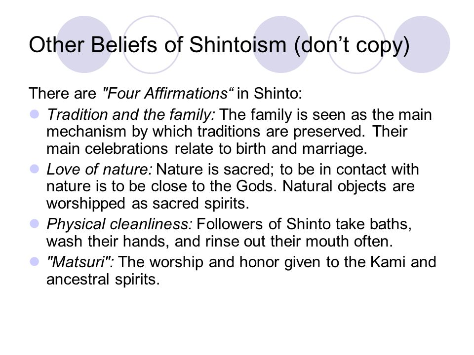 Shinto Creation Myths (Stories) (dont copy) Tell about history and lives of the