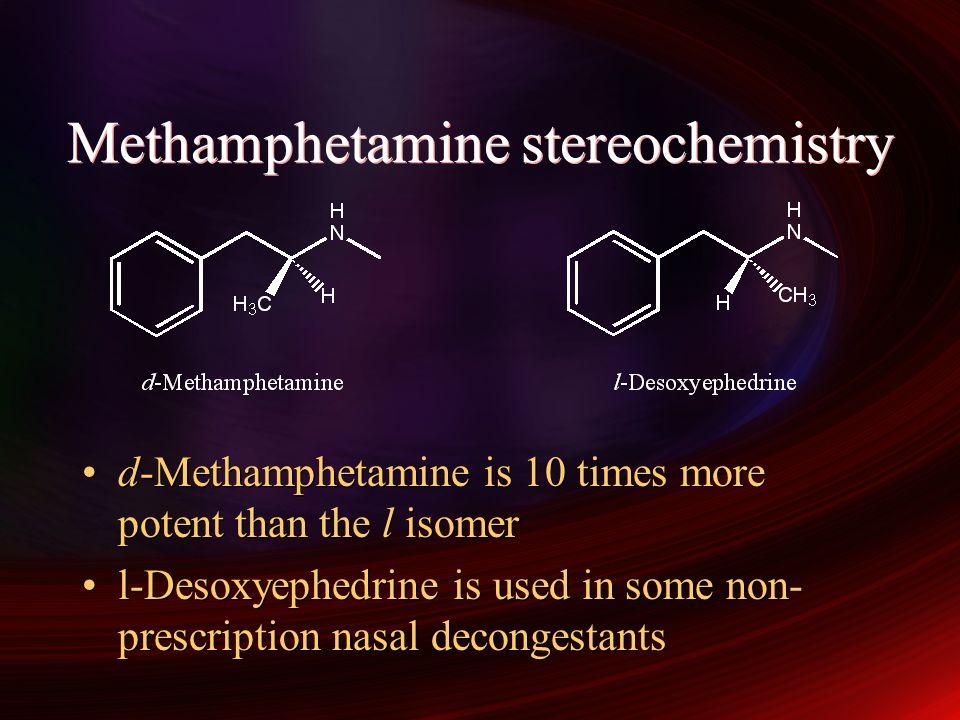 Amphetamine derivatives: Designer Drugs