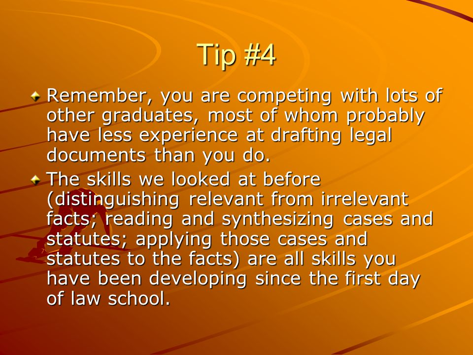 Tip #4 The best way to avoid panic is to write out answers to several MPTs over the next few weeks.