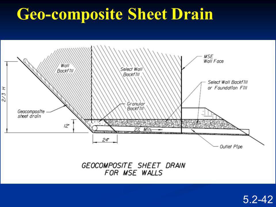 5.2-41 Concrete Leveling Pads