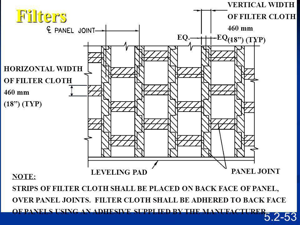 5.2-52 Pre-Cast Concrete Panels