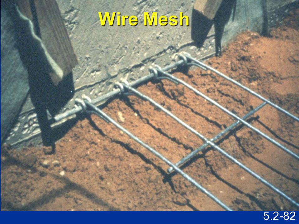 5.2-81 Wire Mesh
