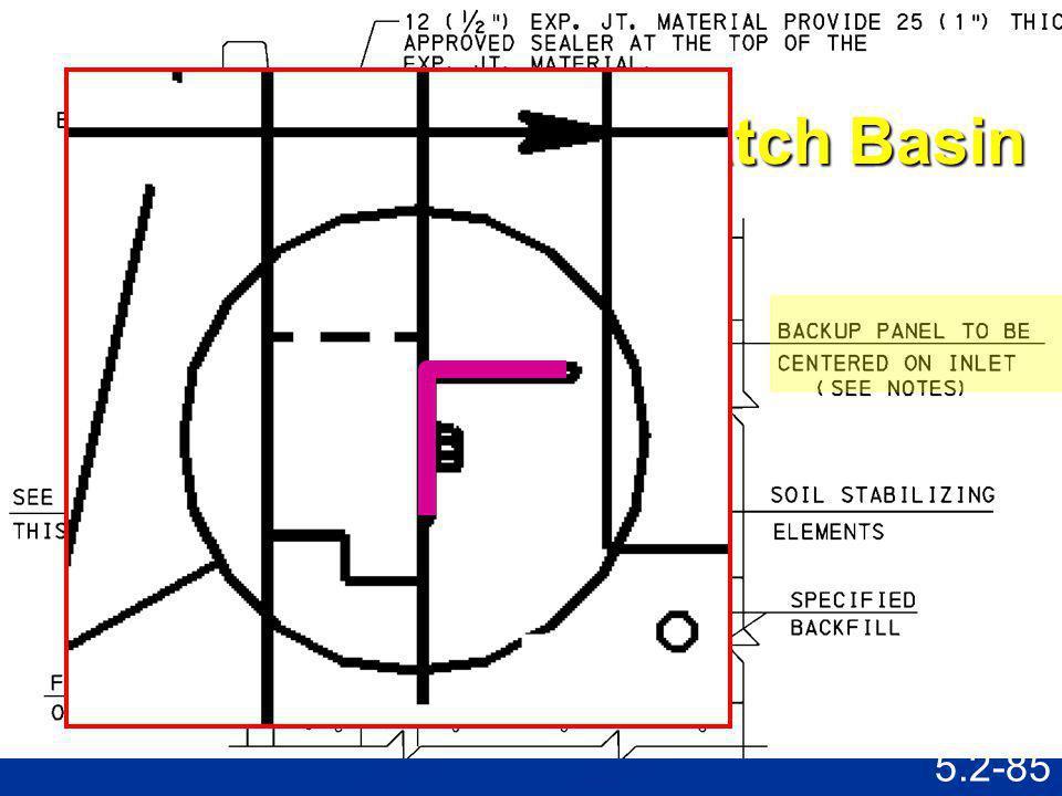5.2-84 Catch Basin