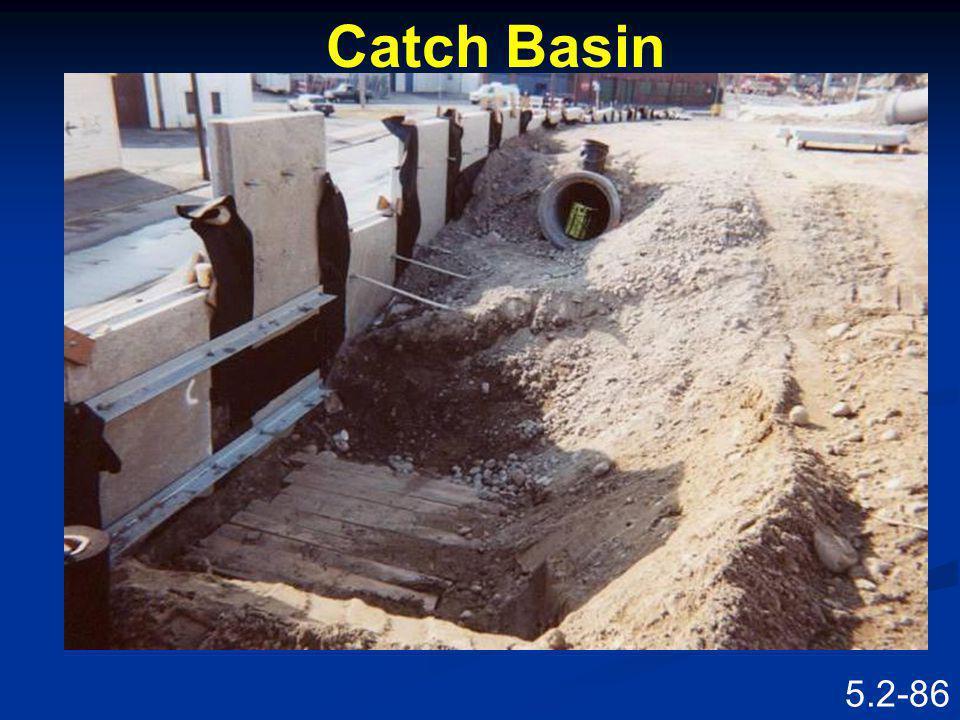 5.2-85 Catch Basin