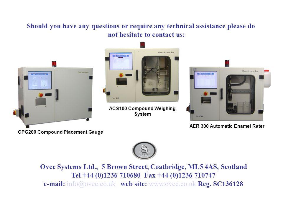 AET 6000 Off-line Helium Leak Detector