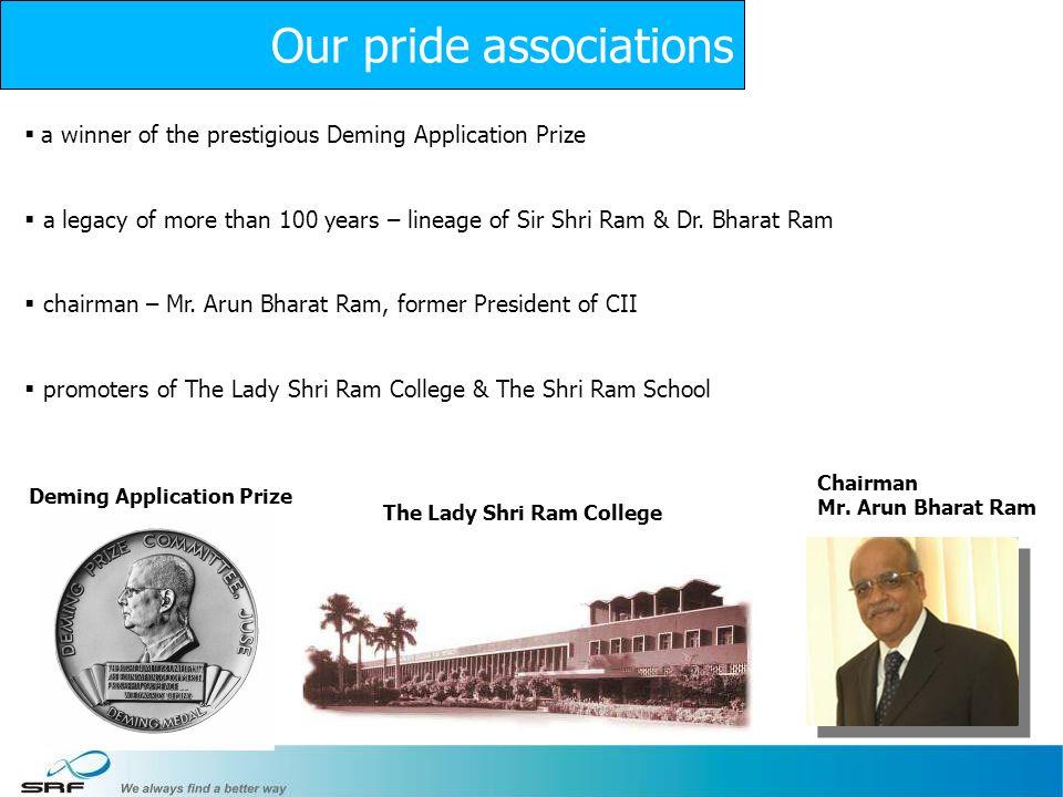 2 The Lady Shri Ram College Chairman Mr.