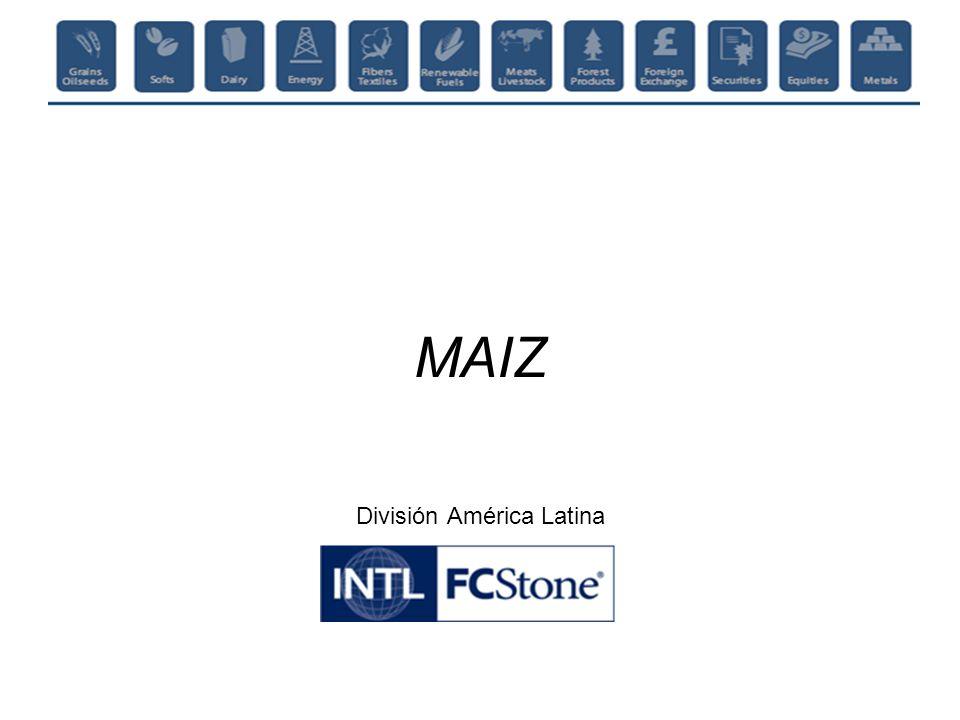 Análisis Fundamental EUA – Oferta y Demanda Fríjol Soya USDA Octubre 2012 INTL FCStone, Inc.