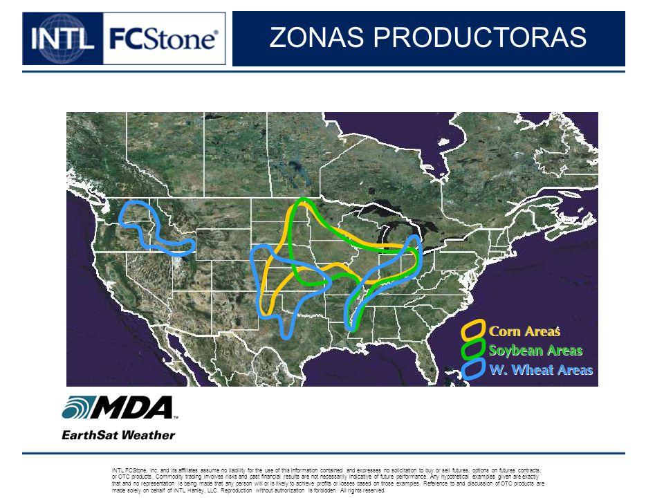 Producción Harina de Soya Brasil (mtm) INTL FCStone, Inc.