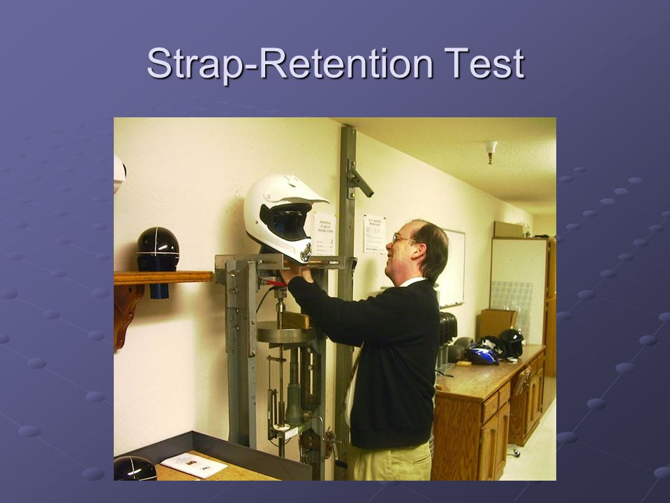 Strap-Retention Test