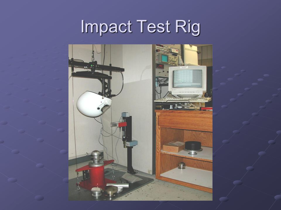 Impact Test Rig