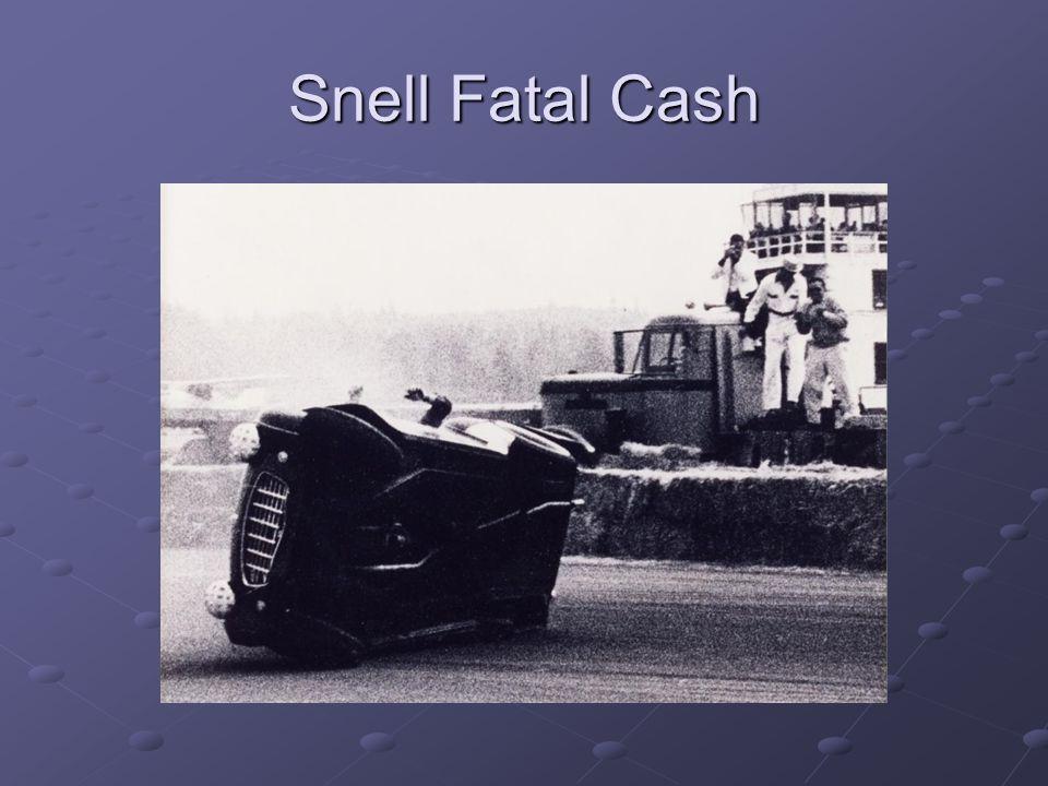 Snell Fatal Cash