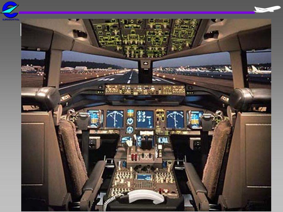 B777 Flight Deck