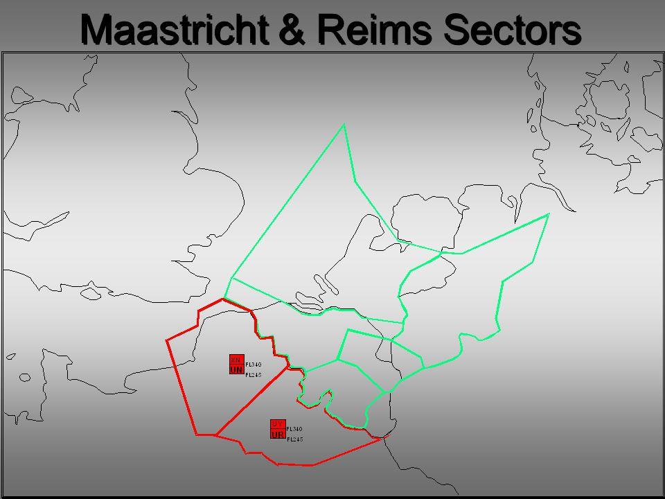 Maastricht & Reims Sectors