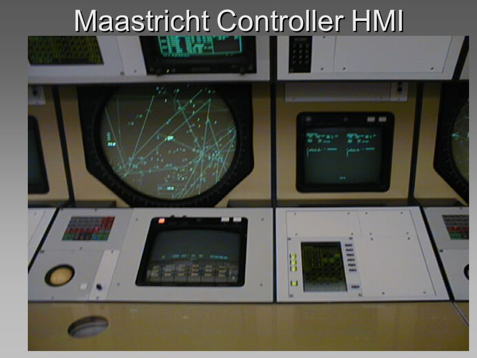 Maastricht Controller HMI