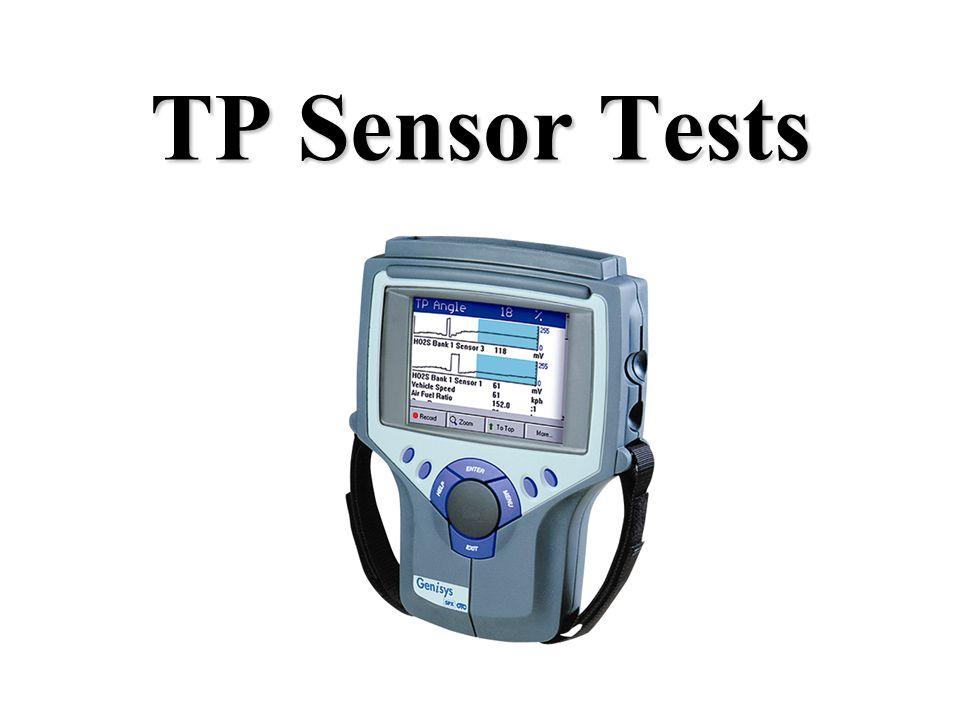 TP Sensor Tests