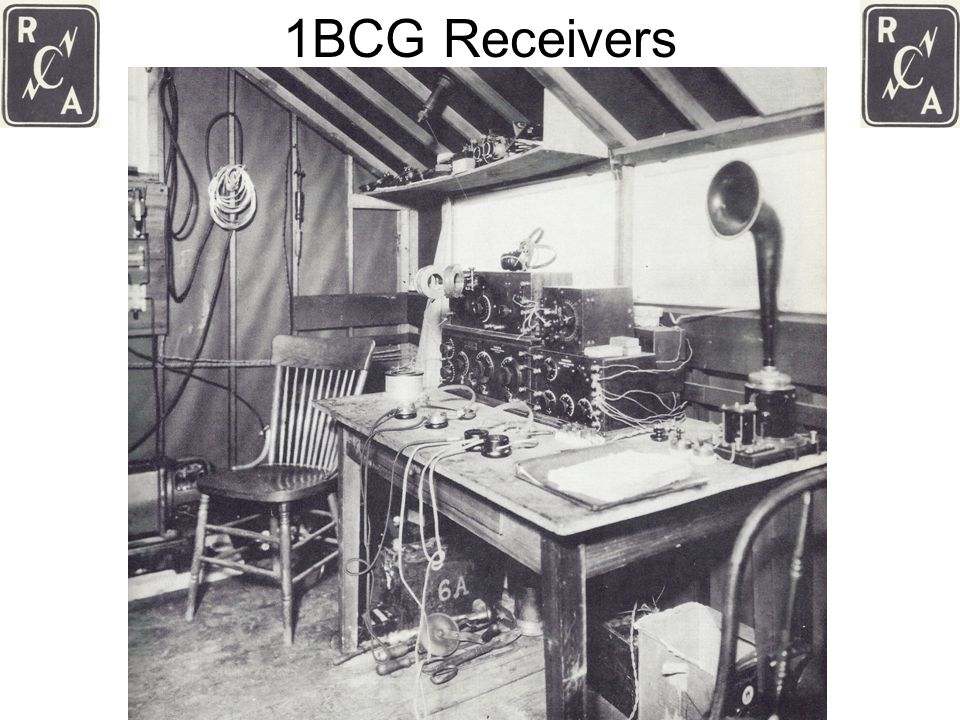 1BCG Receivers