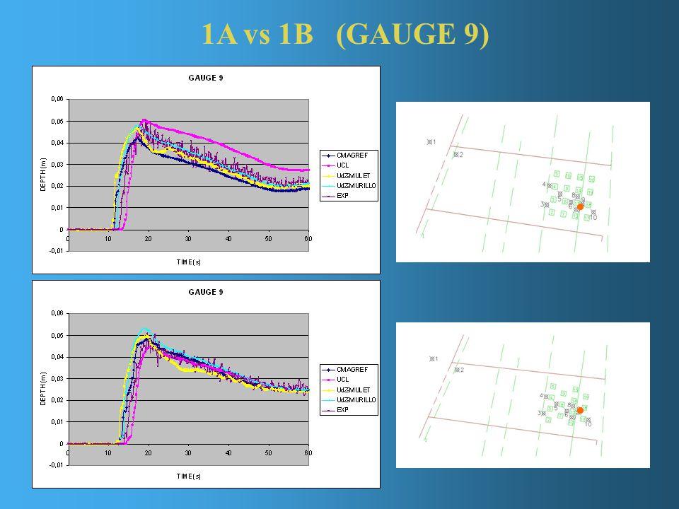 1A vs 1B (GAUGE 9)