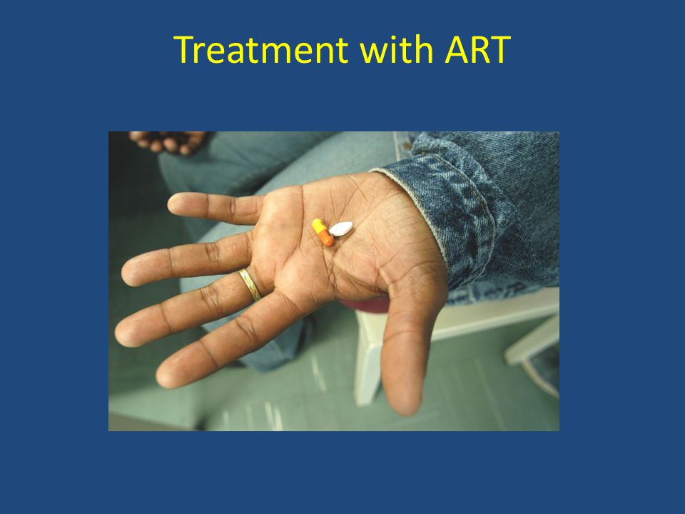 Treatment with ART