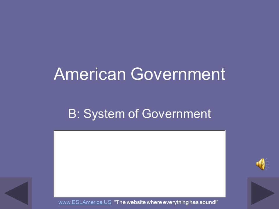 12. What is the rule of law? Everyone must follow the law. Leaders must obey the law. Government must obey the law. No one is above the law. www.ESLAm