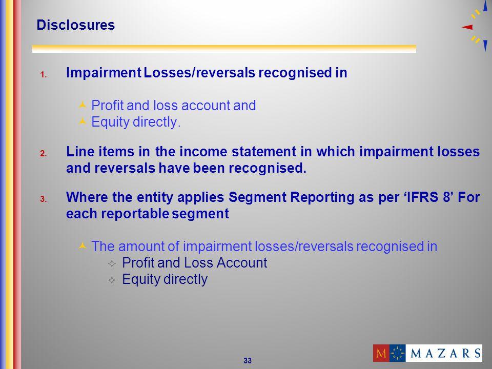 33 Disclosures 1.