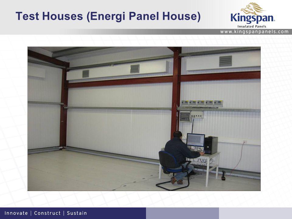 Test Houses (Energi Panel House)